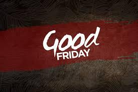 Good Friday Service 9.30am