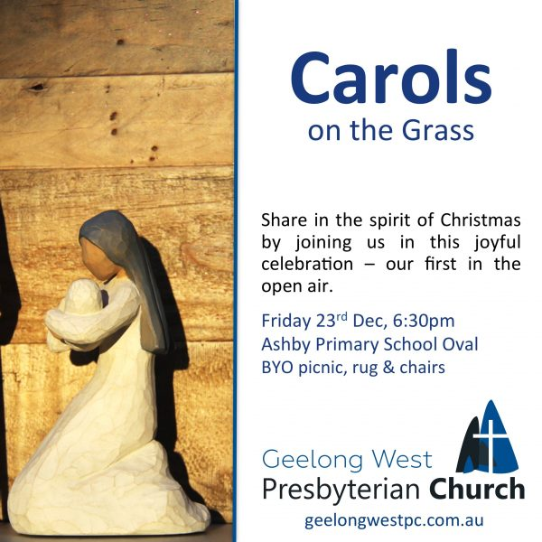 Carols on the Grass 2016